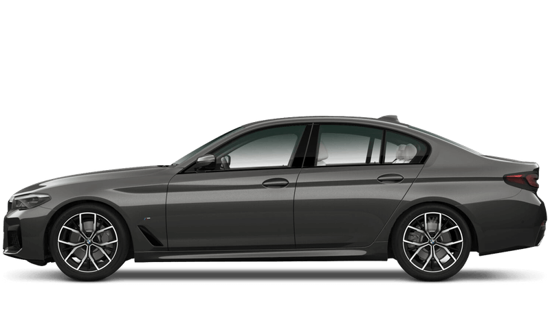 Sophisto Grey (Xirallic) BMW 5 Series Saloon