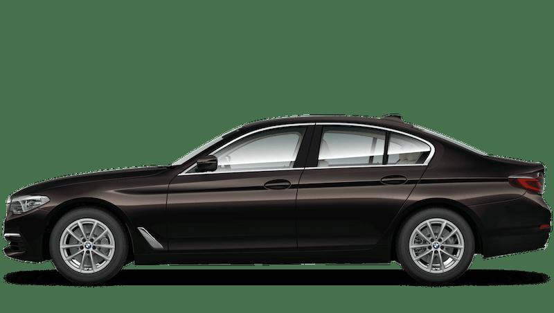 Almandine Brown (Individual Paint) BMW 5 Series Saloon