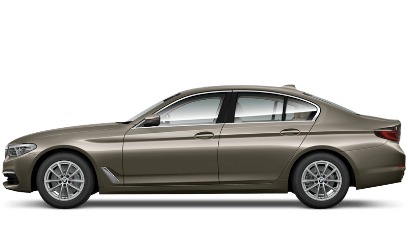 Atlas Cedar (Metallic) BMW 5 Series Saloon