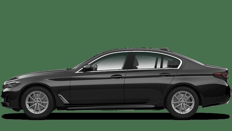 Black Sapphire (Metallic) BMW 5 Series Saloon
