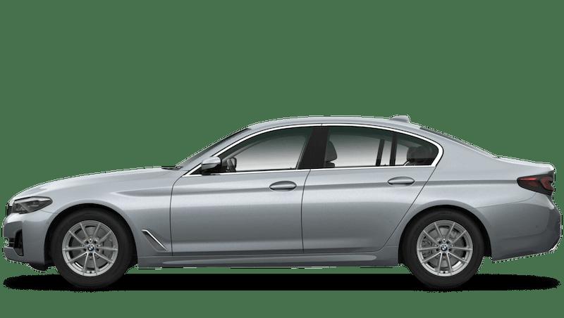 Bluestone (Metallic) BMW 5 Series Saloon