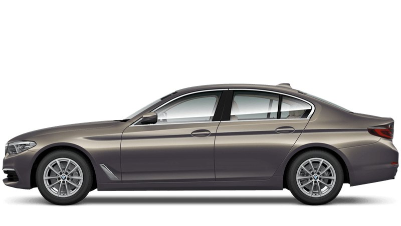 Champagne Quartz (Individual Paint) BMW 5 Series Saloon