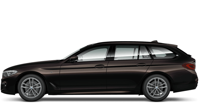 Almandine Brown (Individual Paint) BMW 5 Series Touring