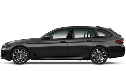 BMW 5 Series Touring Brochure