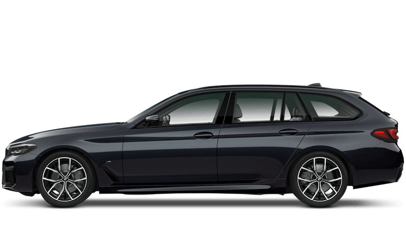 Carbon Black (Metallic) BMW 5 Series Touring