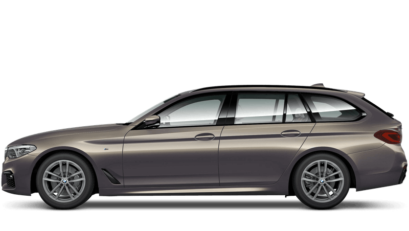 Champagne Quartz (Individual Paint) BMW 5 Series Touring
