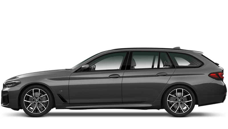 Sophisto Grey (Xirallic) BMW 5 Series Touring