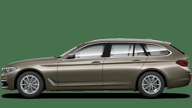Atlas Cedar (Metallic) BMW 5 Series Touring