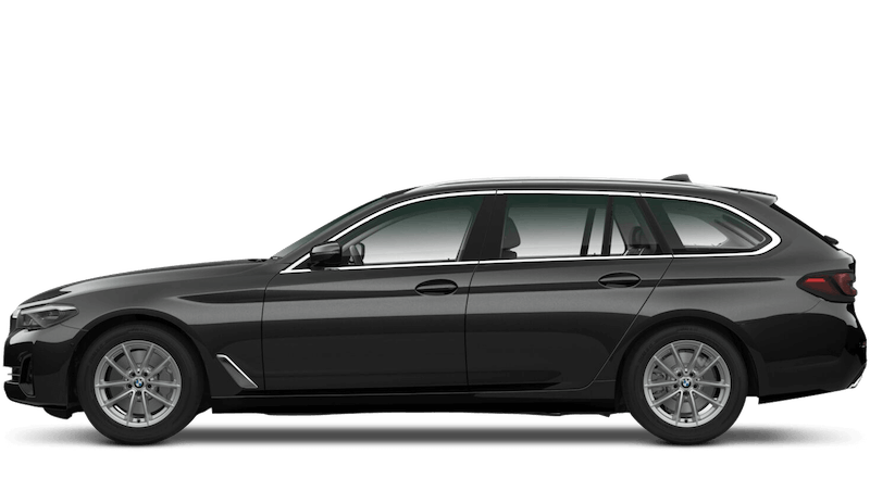 Black Sapphire (Metallic) BMW 5 Series Touring