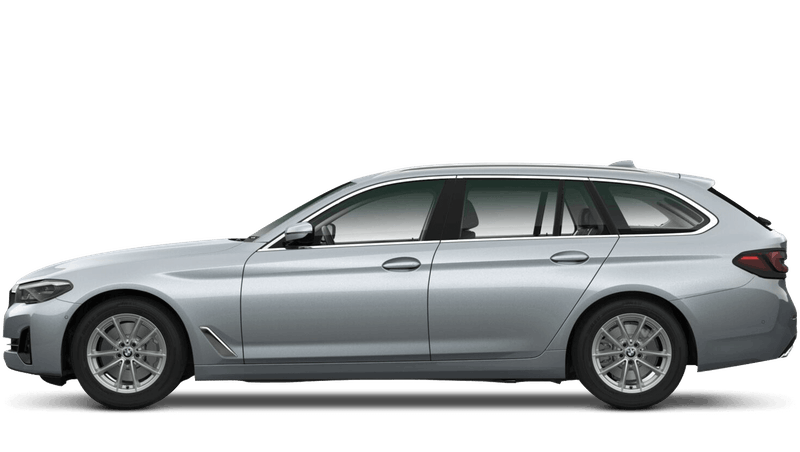 Bluestone (Metallic) BMW 5 Series Touring