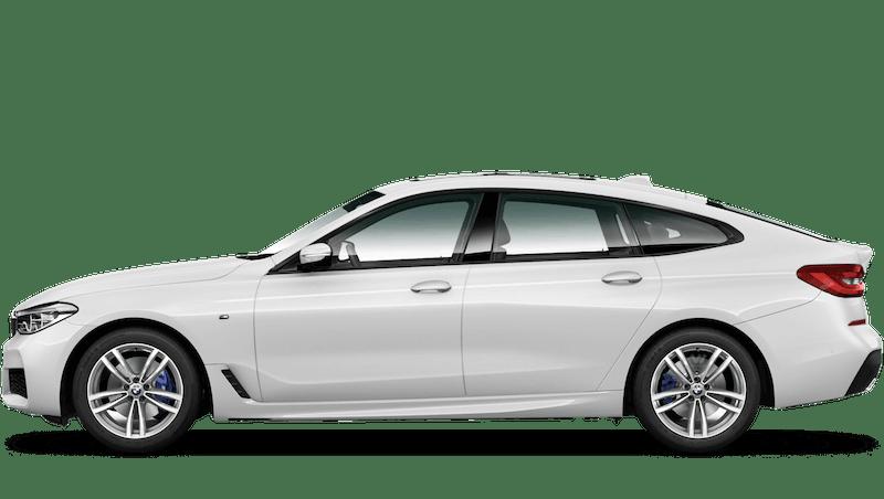Alpine White (Solid) BMW 6 Series Gran Turismo