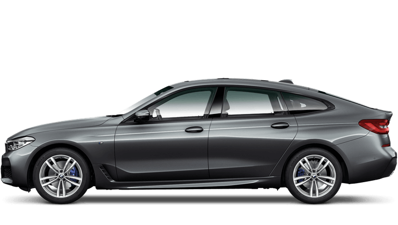 Bluestone (Metallic) BMW 6 Series Gran Turismo
