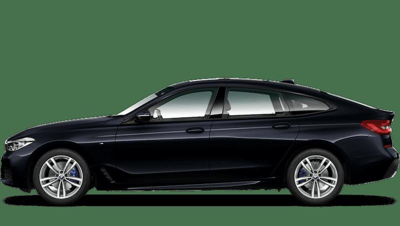 Carbon Black (Metallic) BMW 6 Series Gran Turismo