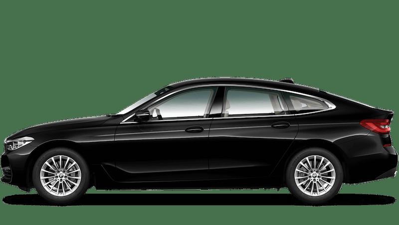 Black Sapphire (Metallic) BMW 6 Series Gran Turismo