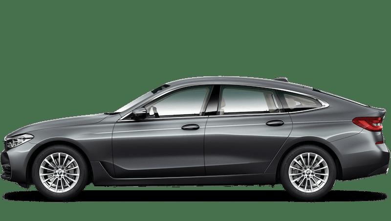 Bluestone (Metallic) BMW 6 Series Gran Turismo