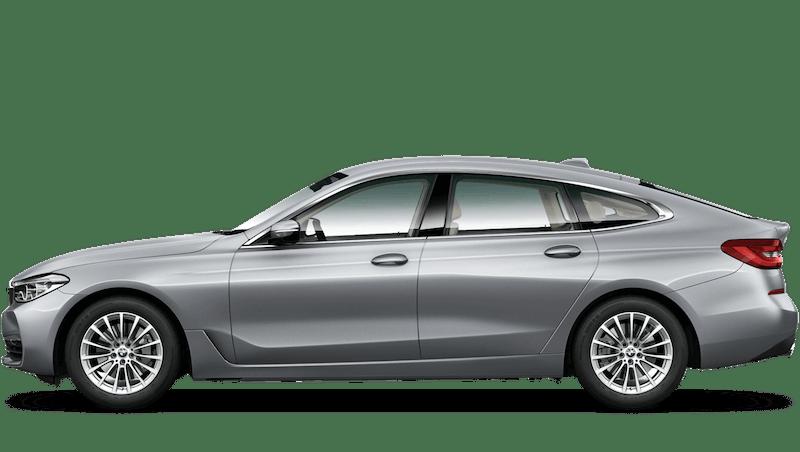 Glacier Silver (Metallic) BMW 6 Series Gran Turismo