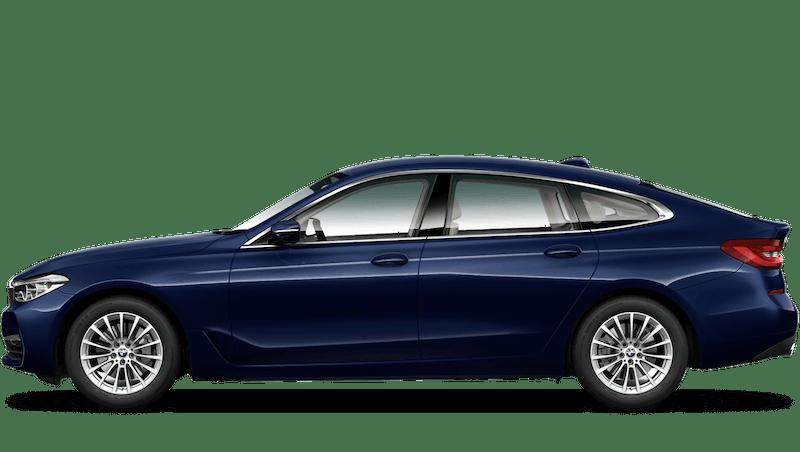 Mediterranean Blue (Metallic) BMW 6 Series Gran Turismo