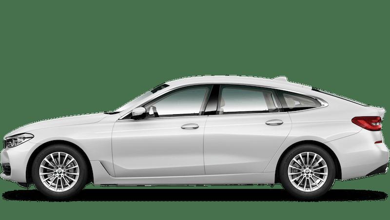Mineral White (Metallic) BMW 6 Series Gran Turismo