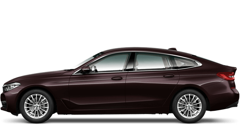 Royal Burgundy Red (Xirallic) BMW 6 Series Gran Turismo