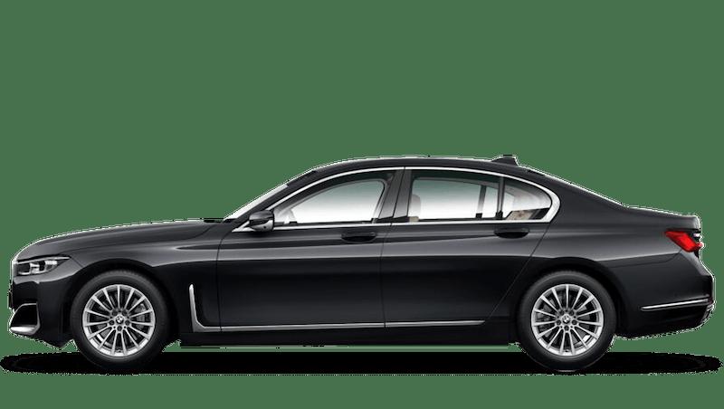 Arctic Grey (Metallic) BMW 7 Series Saloon