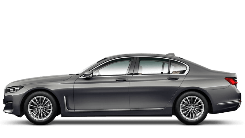 Bernina Grey amber effect (Metallic) BMW 7 Series Saloon