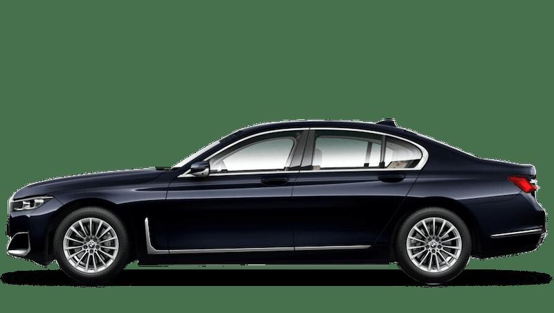 Imperial Blue (Xirallic) BMW 7 Series Saloon