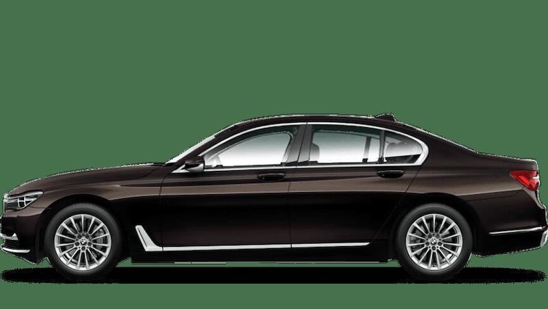 Almandine Brown (Individual Paint) BMW 7 Series Saloon