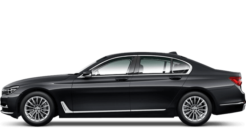 Arctic Grey (Xirallic) BMW 7 Series Saloon
