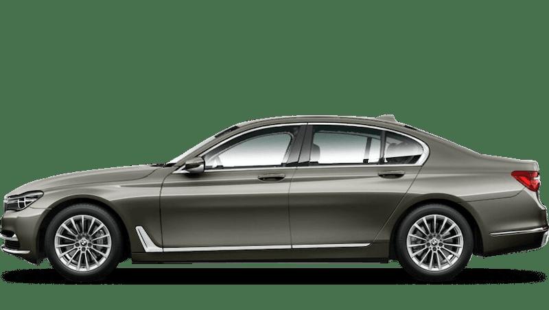 Atlas Cedar (Metallic) BMW 7 Series Saloon