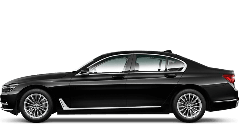 Black Sapphire (Metallic) BMW 7 Series Saloon