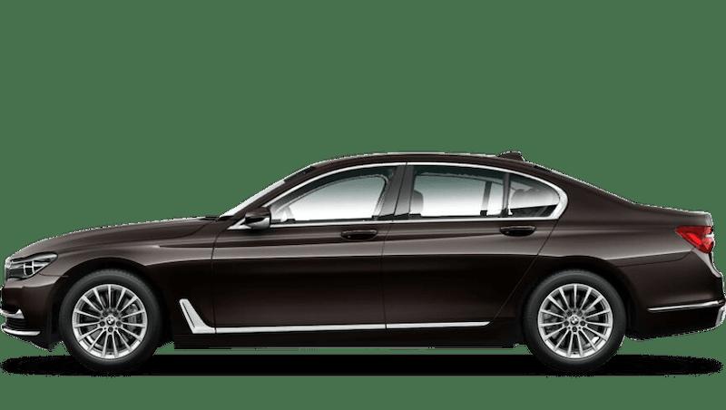 Jatoba (Metallic) BMW 7 Series Saloon