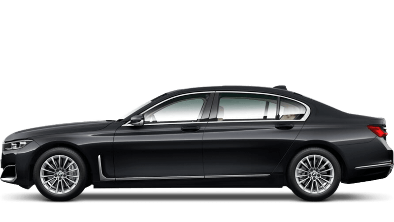 Arctic Grey (Metallic) BMW 7 Series Saloon (LWB)