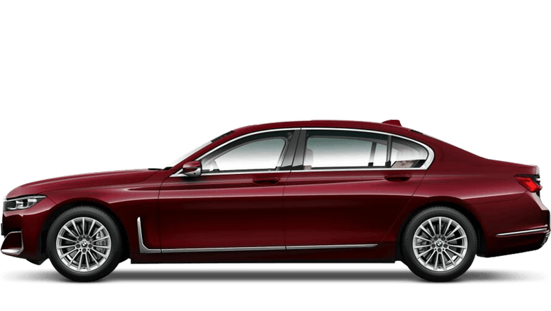 Aventurine Red (Metallic) BMW 7 Series Saloon (LWB)