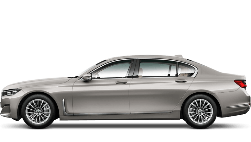 Cashmere Silver (Metallic) BMW 7 Series Saloon (LWB)