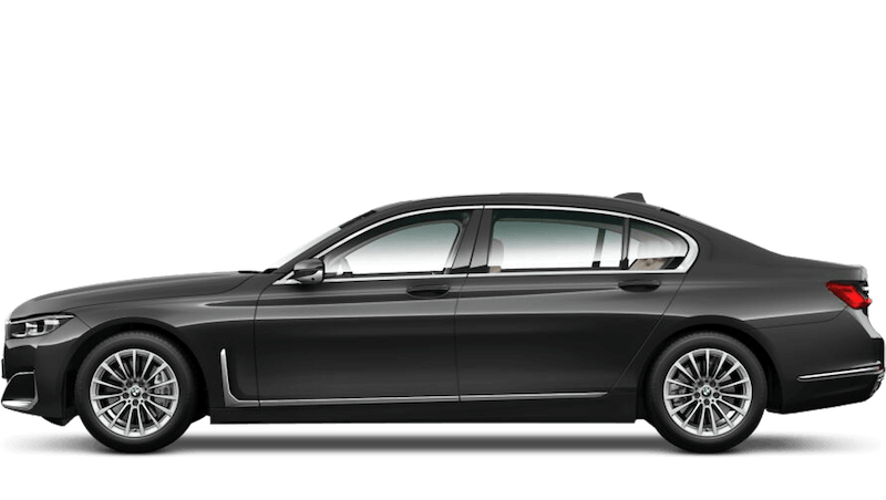Sophisto Grey (Xirallic) BMW 7 Series Saloon (LWB)