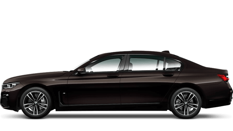 Almandine Brown (Metallic) BMW 7 Series Saloon (LWB)