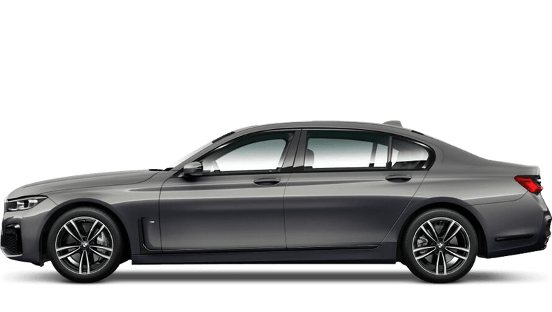 Bernina Grey amber effect (Metallic) BMW 7 Series Saloon (LWB)