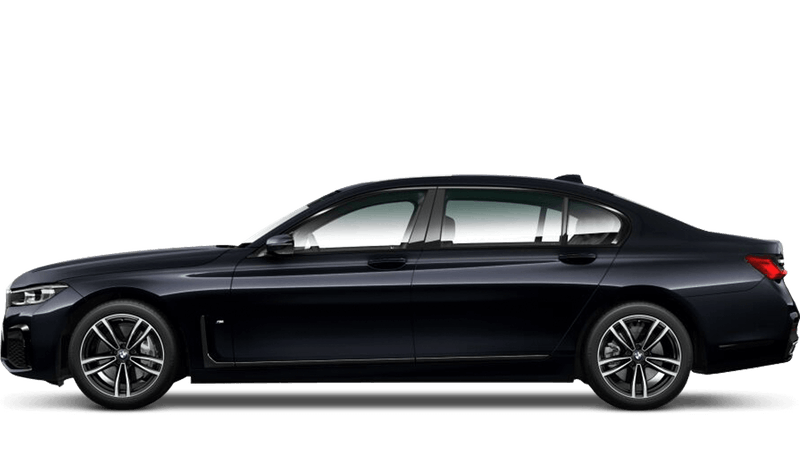 Carbon Black (Metallic) BMW 7 Series Saloon (LWB)