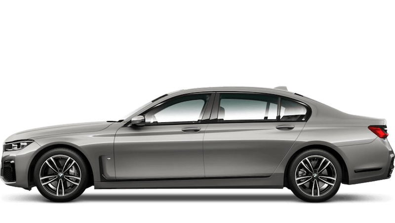 Donington Grey (Metallic) BMW 7 Series Saloon (LWB)