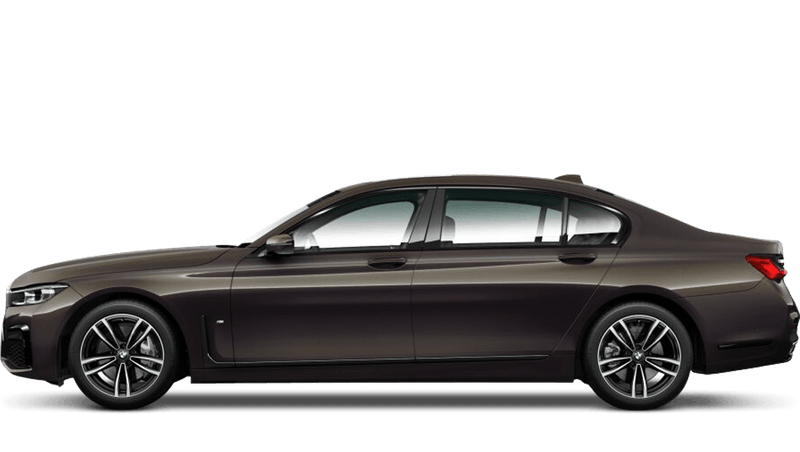 Dravit Grey (Metallic) BMW 7 Series Saloon (LWB)