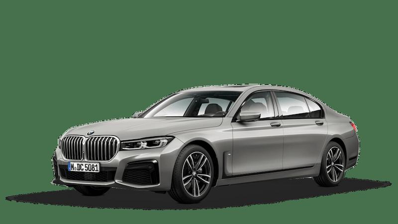 BMW 7 Series Saloon (LWB)