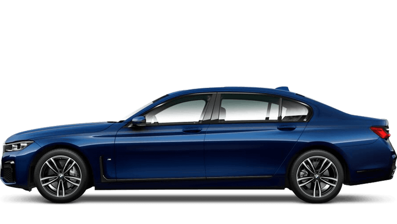 Tanzanite Blue II (Metallic) BMW 7 Series Saloon (LWB)