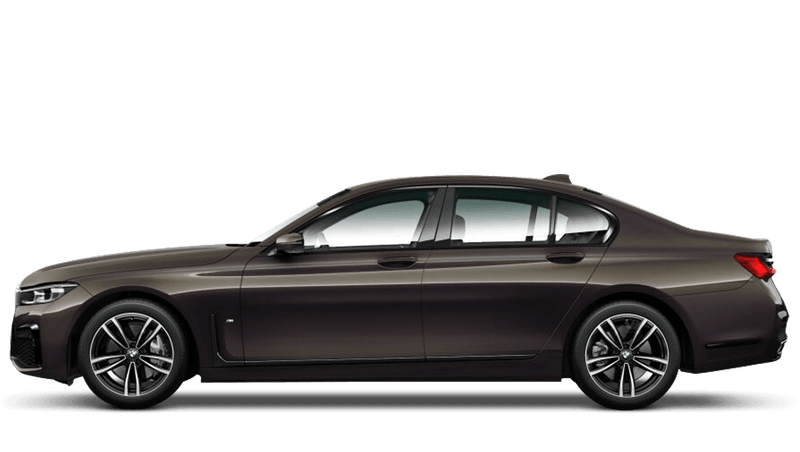 Almandine Brown (Metallic) BMW 7 Series Saloon