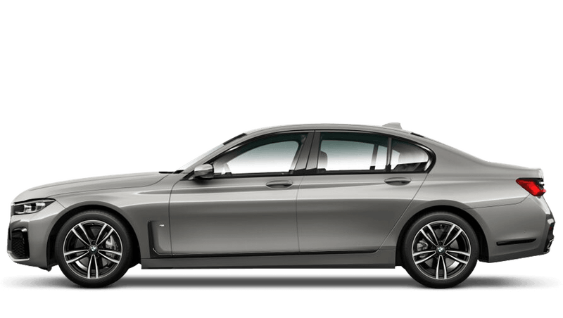 Donington Grey (Metallic) BMW 7 Series Saloon