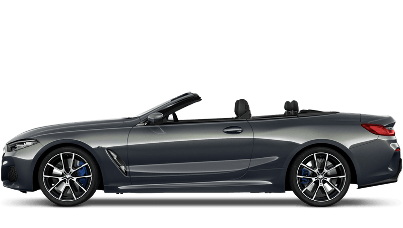 Dravit Grey (Metallic) BMW 8 Series Convertible