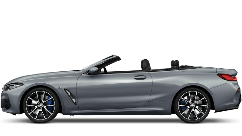 Frozen Bluestone (Metallic) BMW 8 Series Convertible