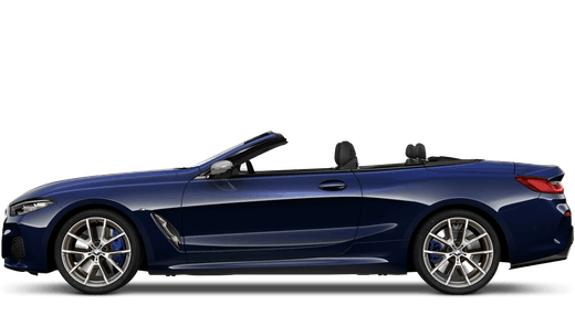 BMW 8 Series Convertible Brochure