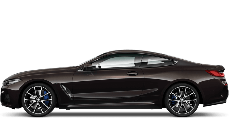 Almandine Brown (Metallic) BMW 8 Series Coupé