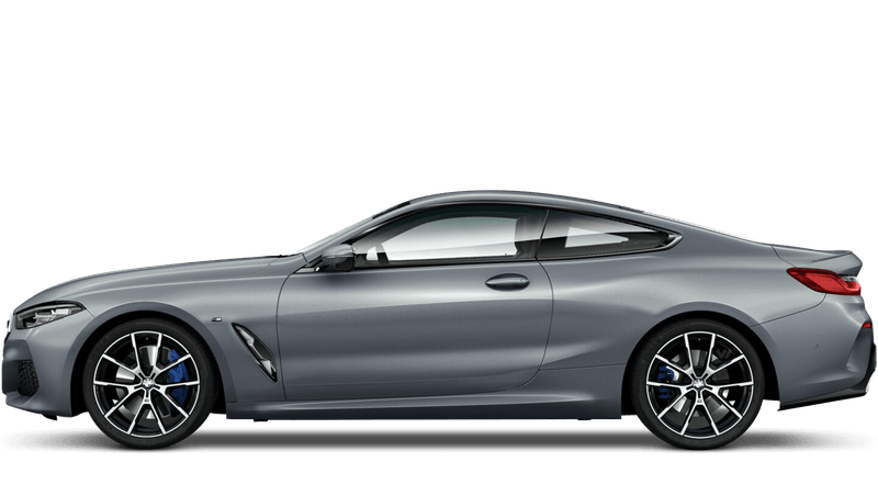 Frozen Bluestone (Metallic) BMW 8 Series Coupé