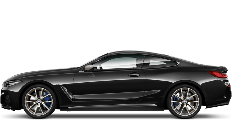 Black Sapphire (Metallic) BMW 8 Series Coupe